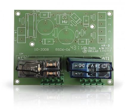 Carte 400 V (L1000A)
